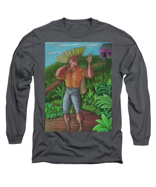 Loco De Contento Long Sleeve T-Shirt