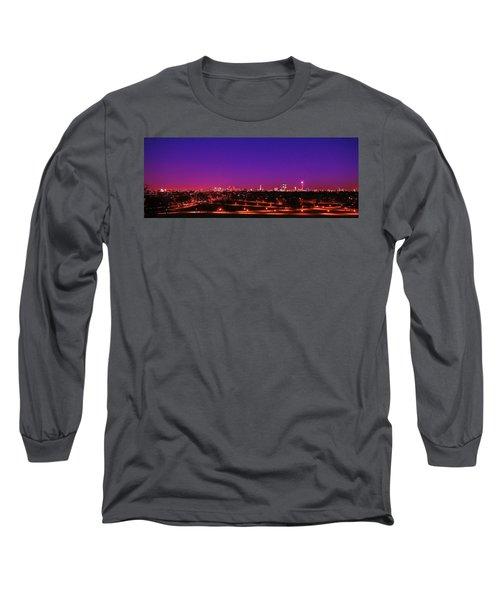 London View 1 Long Sleeve T-Shirt