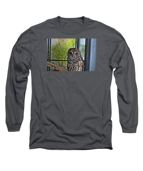 Lonely Owl Long Sleeve T-Shirt