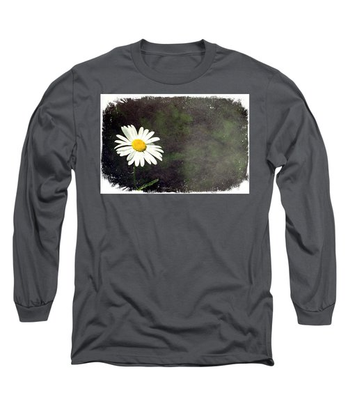 Lonesome Daisy Long Sleeve T-Shirt