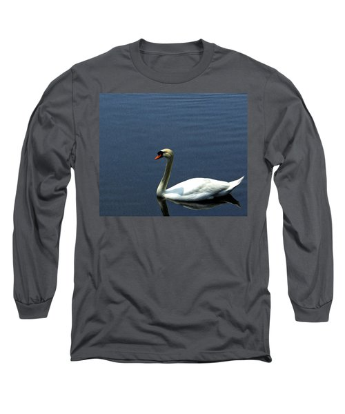 Lonesome Swan Long Sleeve T-Shirt
