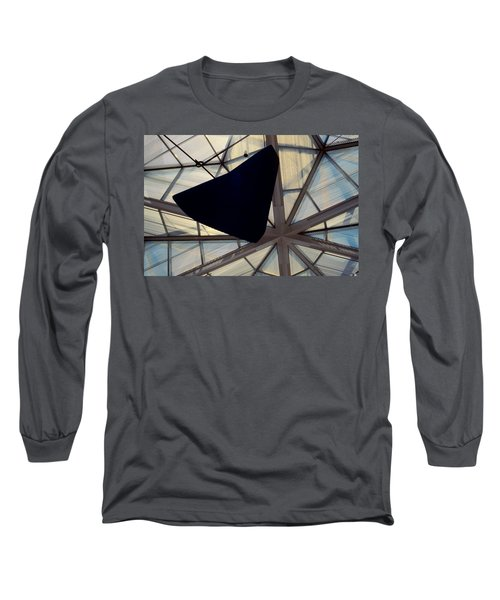 Looking Up At The East Wing Long Sleeve T-Shirt