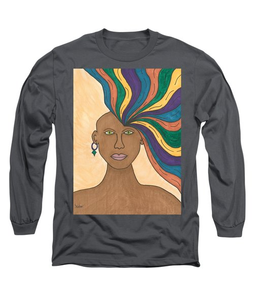 Losing My Mind Long Sleeve T-Shirt