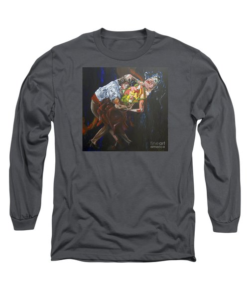 Lost In Dance Long Sleeve T-Shirt