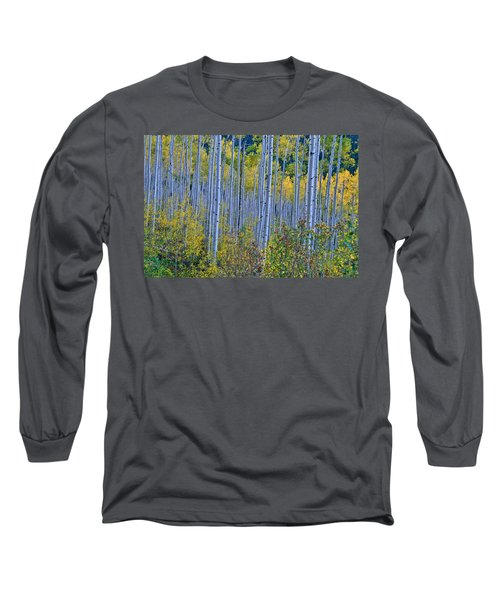 Long Sleeve T-Shirt featuring the photograph Lost In The Crowd by Jeremy Rhoades