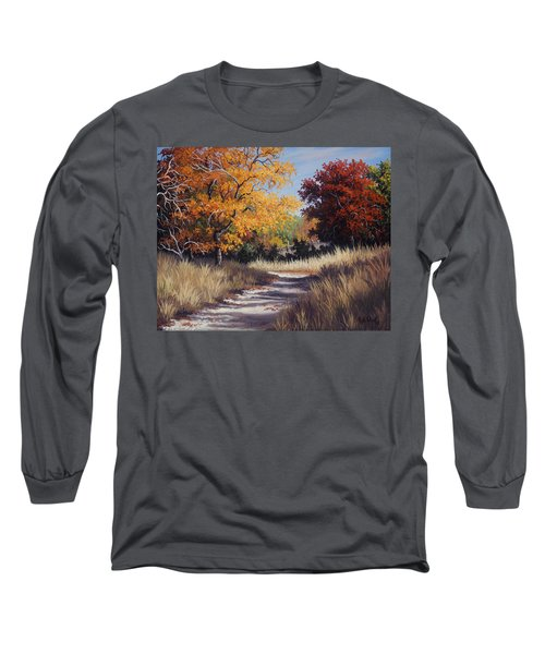 Lost Maples Trail Long Sleeve T-Shirt