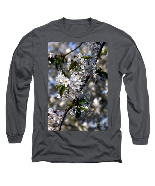Lots Of Spring Flowers Long Sleeve T-Shirt