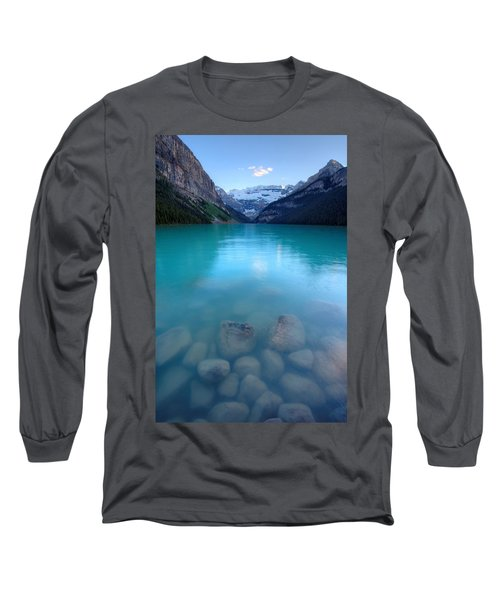 Long Sleeve T-Shirt featuring the photograph Louis With An E  by David Andersen