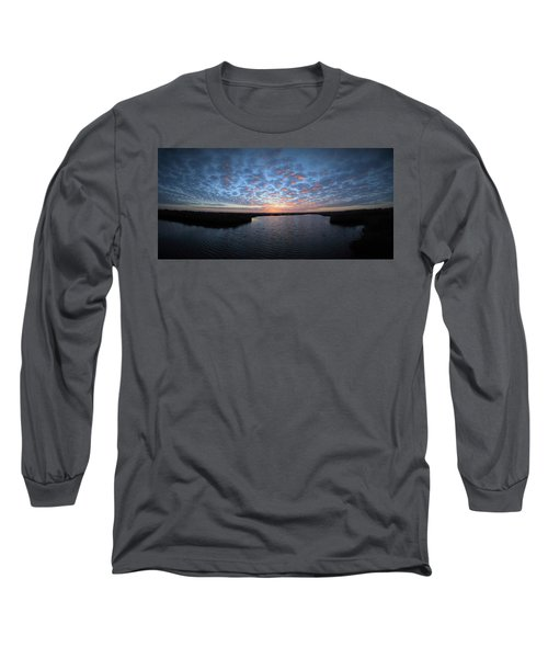 Louisiana Sunrise Long Sleeve T-Shirt