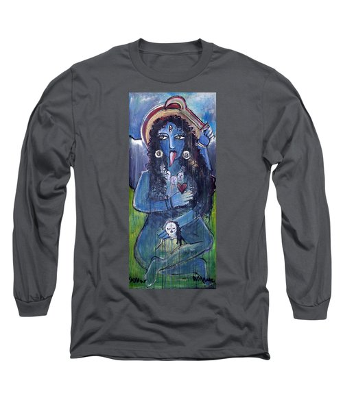 Love For Kali Long Sleeve T-Shirt