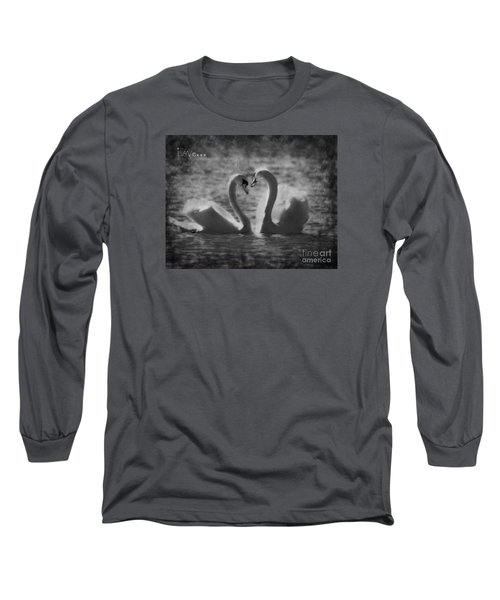 Love... Long Sleeve T-Shirt by Nina Stavlund