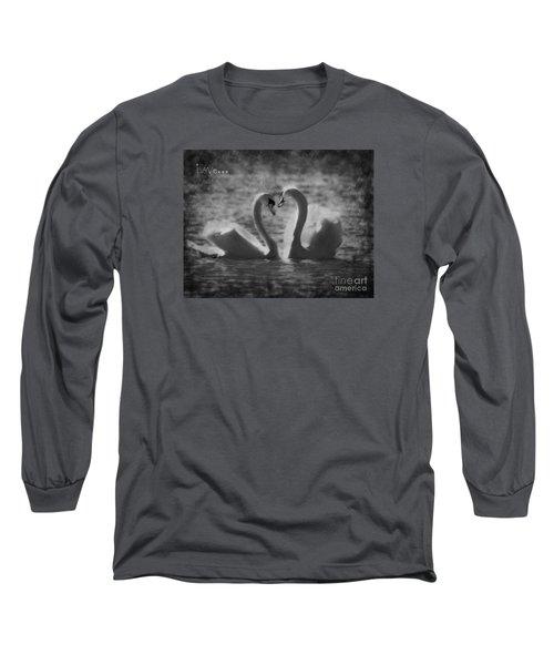Love... Long Sleeve T-Shirt