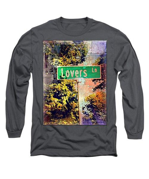 Lovers Lane Long Sleeve T-Shirt