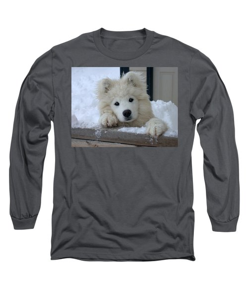 Loving The Snow Long Sleeve T-Shirt