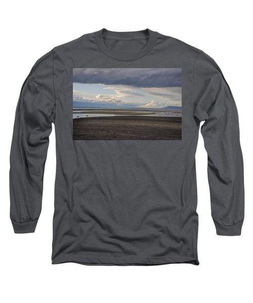 Low Tide  Long Sleeve T-Shirt by Roxy Hurtubise