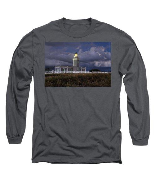 Luz De Los Morillos  Long Sleeve T-Shirt