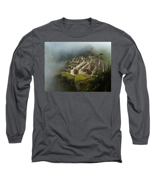 Machu Picchu Peru 2 Long Sleeve T-Shirt