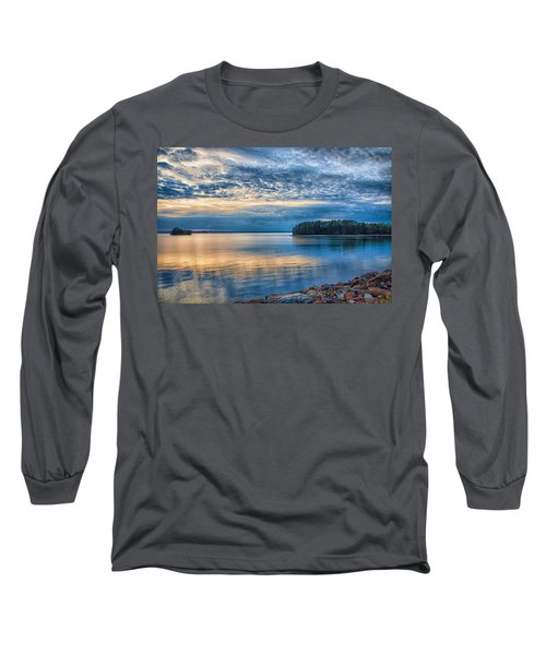 Mackerel Sunset Long Sleeve T-Shirt