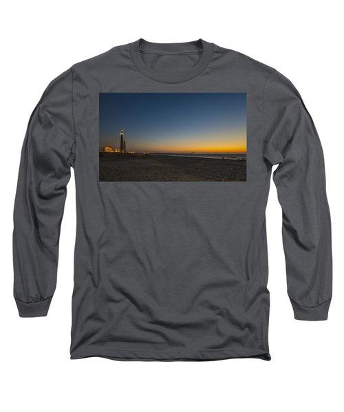 magical sunset moments at Caesarea  Long Sleeve T-Shirt