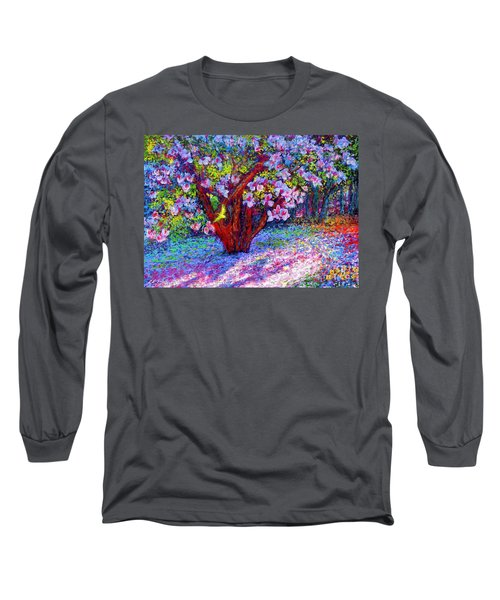 Magnolia Melody Long Sleeve T-Shirt