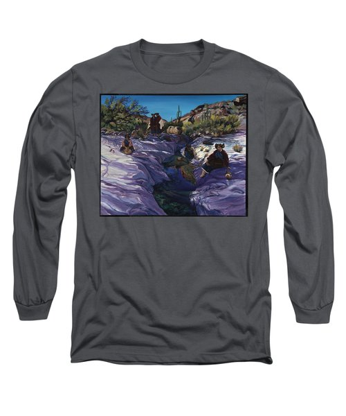 Maiden Pools Long Sleeve T-Shirt