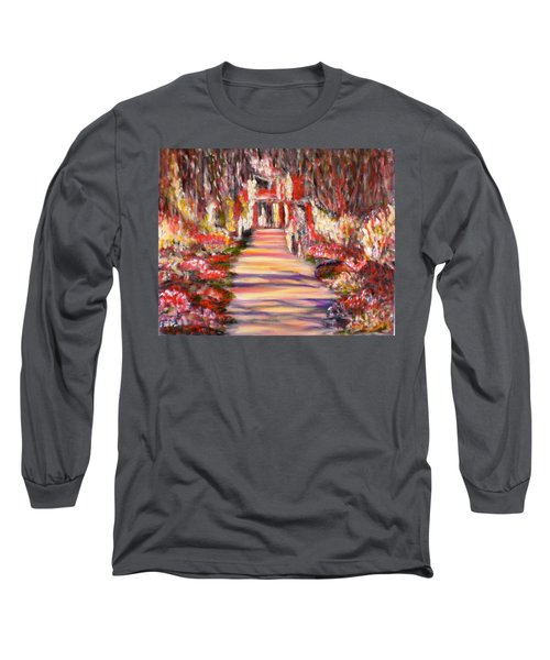 Majestic Garden Long Sleeve T-Shirt