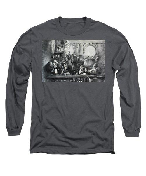 Make Way For The Bad Guys Long Sleeve T-Shirt