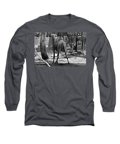 Making A Stand Long Sleeve T-Shirt