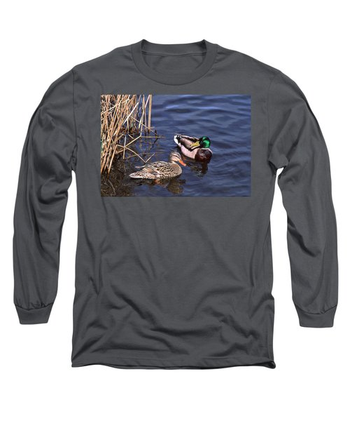 Mallard Mates Long Sleeve T-Shirt
