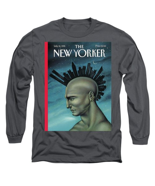 Mohawk Manhattan Long Sleeve T-Shirt