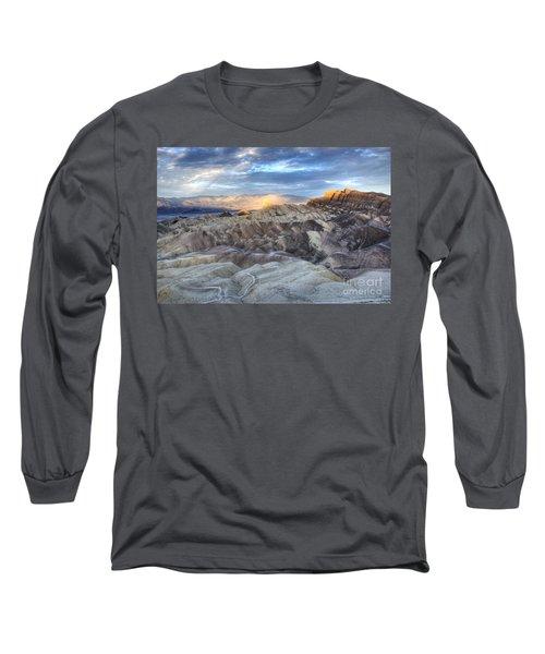 Manly Beacon Long Sleeve T-Shirt by Juli Scalzi