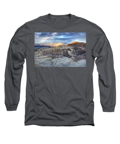 Manly Beacon Long Sleeve T-Shirt