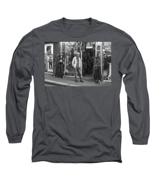 Mannequin Long Sleeve T-Shirt