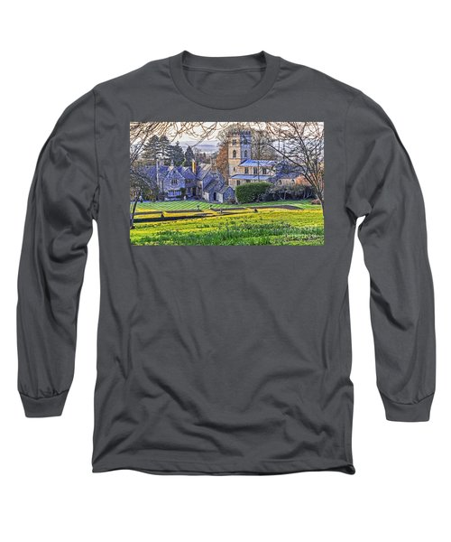 Manor House Long Sleeve T-Shirt