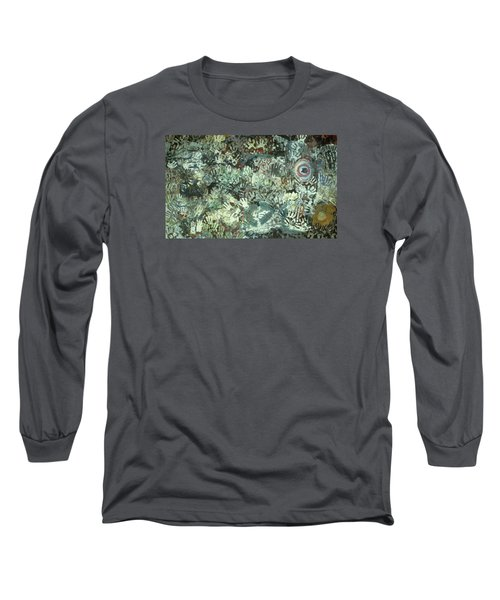 Many Desperate Hands Long Sleeve T-Shirt