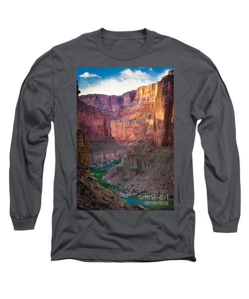 Marble Cliffs Long Sleeve T-Shirt