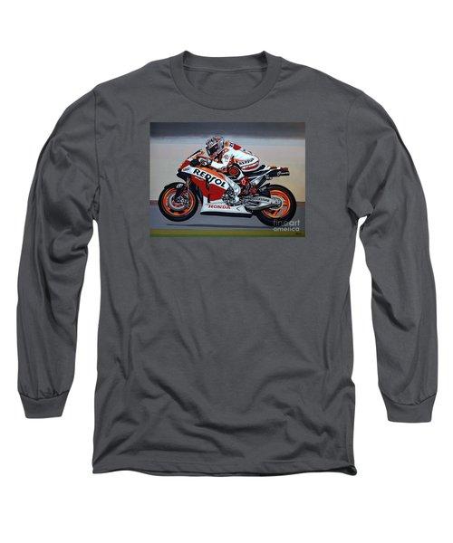 Marc Marquez Long Sleeve T-Shirt