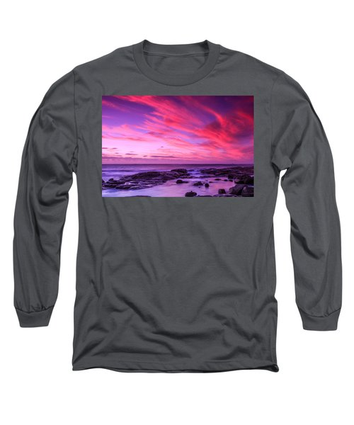 Margaret River Sunset Long Sleeve T-Shirt