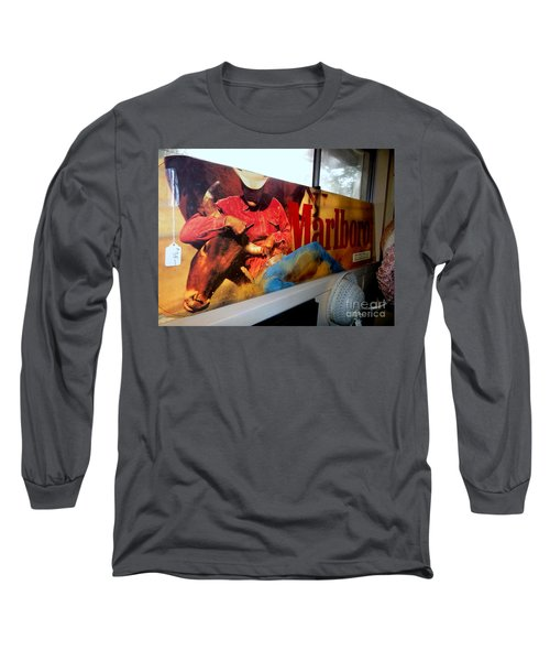 Marlboro Man Long Sleeve T-Shirt