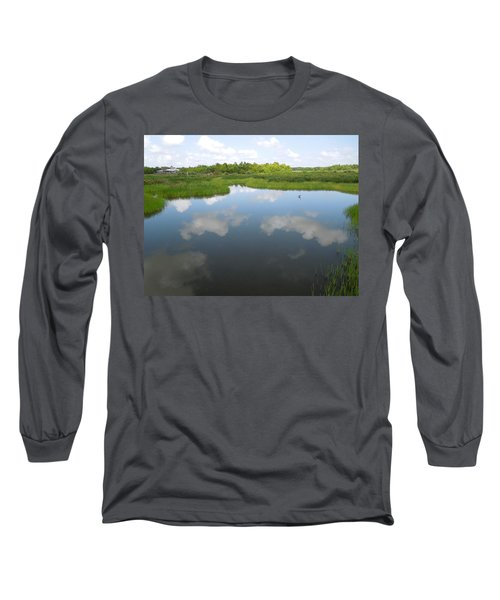 Marshland Long Sleeve T-Shirt