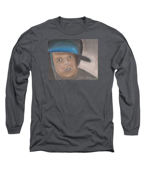 Master Guy Long Sleeve T-Shirt by David Jackson