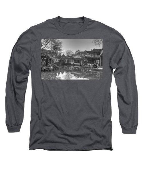 Master Of The Nets Garden Long Sleeve T-Shirt