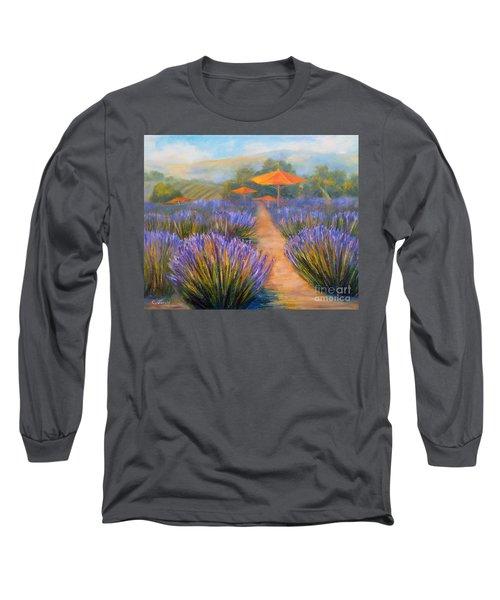 Matanzas Winery Long Sleeve T-Shirt