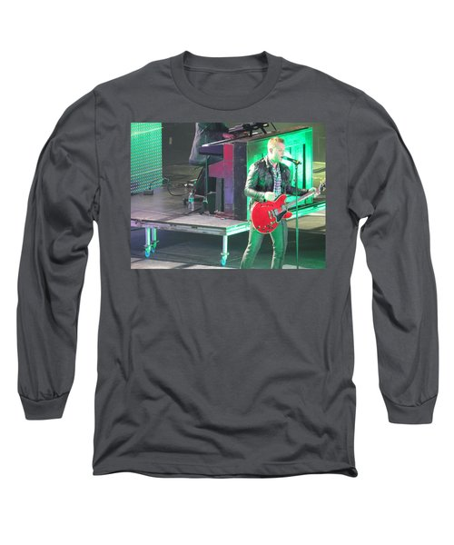 Matthew West At Winterjam Long Sleeve T-Shirt