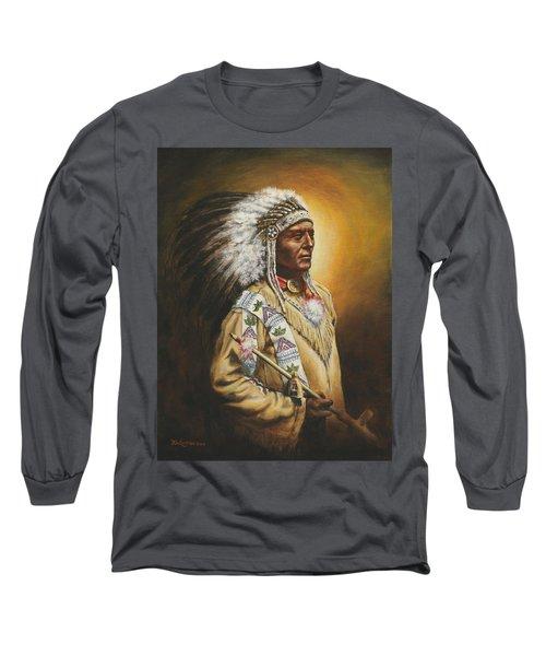 Medicine Chief Long Sleeve T-Shirt