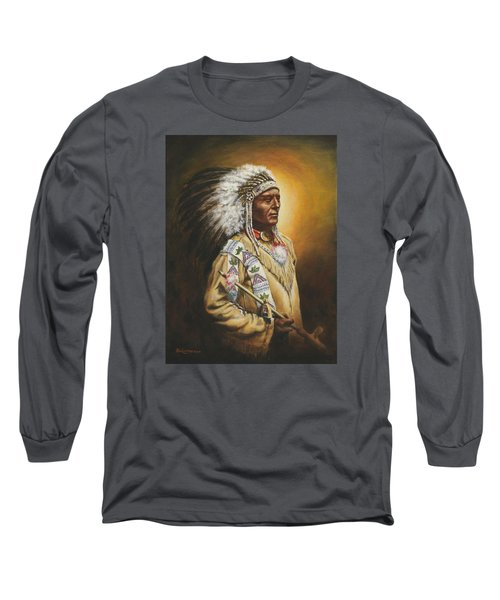 Medicine Chief Long Sleeve T-Shirt