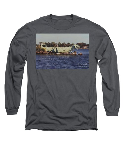 Merritt Island River Dragon Long Sleeve T-Shirt