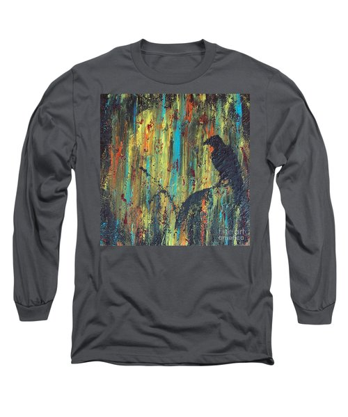 Messenger Long Sleeve T-Shirt