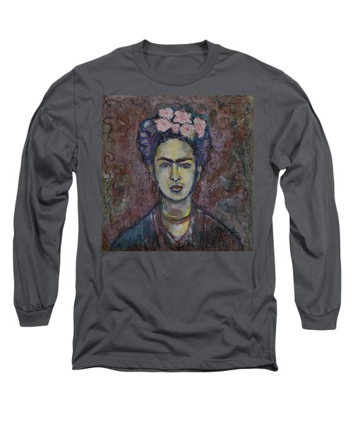Metamorphosis Frida Long Sleeve T-Shirt