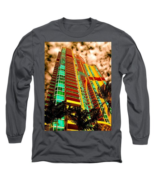 Miami South Pointe II Highrise Long Sleeve T-Shirt